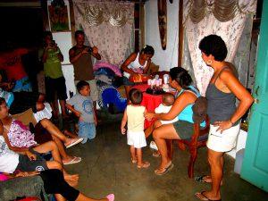Freiwilligenarbeit Costa Rica Gastfamilie