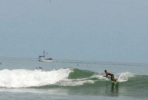 Auslandsaufenthalt Peru Surfen