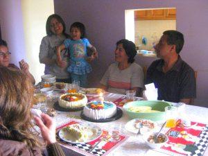 Sprachschule Ecuador Gastfamilie