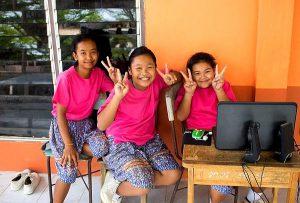 Pädagogik Praktikum Thailand