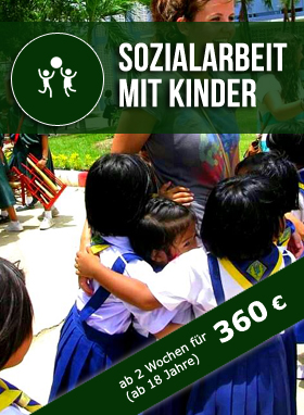 Social work with children in Thailand