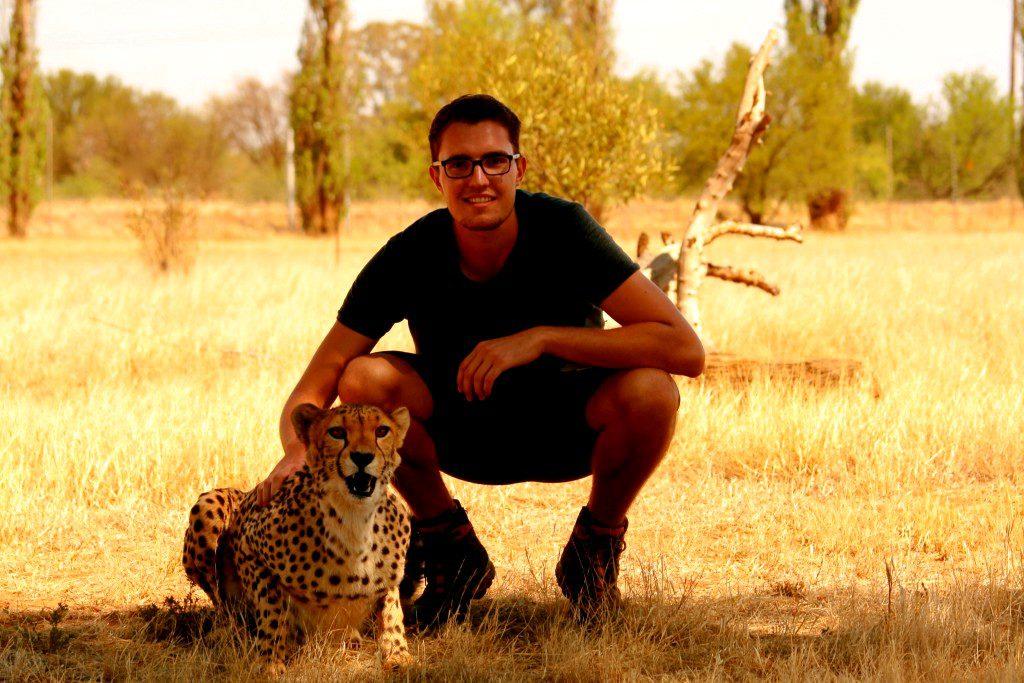 Erfahrungsbericht Südafrika Big Cat Florian