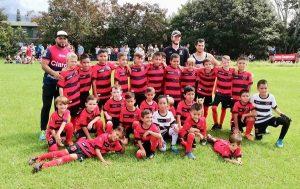 team costa rica volunteering soccer